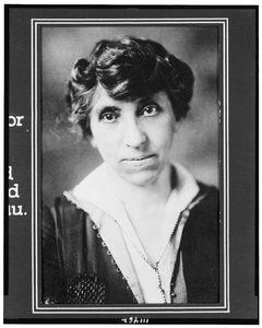 HBD to Julia Clifford Lathrop, the first woman to ever head a U.S. federal bureau!