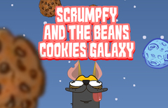 Scrumpfy and the beans cookies galaxy
