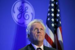 "GE's Immelt says U.S. ""diverging"" from the world"