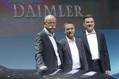 Daimler to pick new trucks chief within days: sources