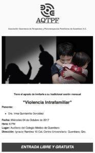 Violencia Intrafamiliar¡