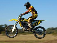 Helmets Don't Prevent Kids' Motocross Concussions