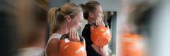 Entrenamiento con kettlebell: Desarrolla tu fuerza -