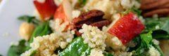 Cómo preparar la Quinoa en 10 minutos