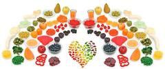 Los minerales en los alimentos -