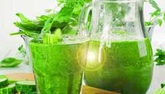 Batidos verdes desintoxicantes: los mejores -