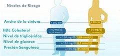 Síndrome metabólico: qué es y cómo prevenirlo -