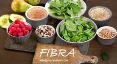 Dieta Rica en Fibra de 2.500 calorías ¡Super saciante!