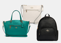 Get Authentic Coach Deals at Coach Outlet Up to 70% Off - The Brad's Deals Blog