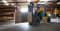 Business inventories slip in October, following a month of no gain