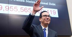 With debt at $21 trillion and growing, ratings agencies still give US highest marks