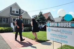 October pending home sales fall unexpectedly, as high prices take their toll on buyers