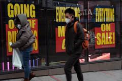 Employment growth slows sharply in November amid coronavirus surge