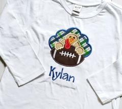 Toddler Boy Thanksgiving Shirt - OnlineShopLove.com