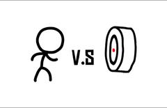 Stickman VS. Target