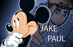 JAKE PAUL FIRED FROM DISNEY