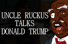Uncle Ruckus Preaches Maga