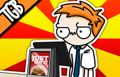 Working In Fast Food