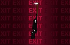 Exit - 2D animation Short Film