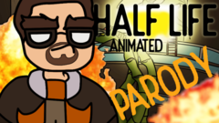 HALF LIFE - Animated / Speedrun