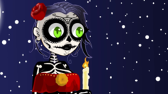"""Day of the Dead (It's Not """"Mexican Halloween"""") : Foamy The Squirrel"""