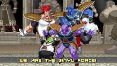 Iori Yagami vs The Ginyu Force