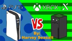 """PS5 vs. Xbox Series X"""
