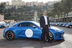 Renault revives Alpine production with 6,000-car capacity