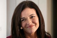 Sandberg says Facebook must earn back trust