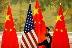 China refuses to concede on U.S. demands to ease curbs on tech...