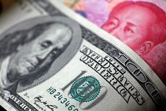 China says wants 'calm' resolution to U.S. trade war