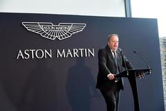 Aston Martin chief to leave, Mercedes-AMG CEO to replace him: source