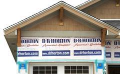 DR Horton cuts cash flow forecast 50 percent on hurricanes