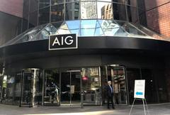 AIG to restructure into three new units, marking CEO's first big move