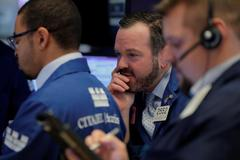 Wall Street drops as regulation worry sinks tech shares