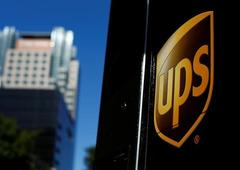 More parcels, higher prices lift UPS profit but costs soar
