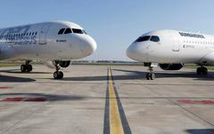 Airbus heads for dogfight with UTC over CSeries costs