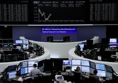 World shares snap five-day losing streak on China policy expectation
