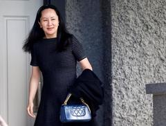 Lawyers for Huawei CFO urge Canada to withdraw extradition proceedings