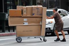 UPS adding Sunday delivery next year, joining rival FedEx