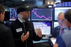 Global stocks rise despite lackluster results; sterling creeps up as EU delays Brexit decision