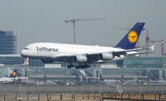 German cabin crew union plans further strikes at Lufthansa