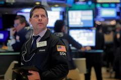 Futures rise on gains in Intel, coronavirus fears linger