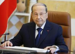 Lebanon's Aoun vows accountability over financial crisis-Twitter