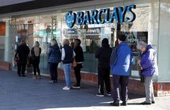 UK banks scrap dividends on coronavirus fears, pressure on bonuses