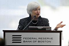 Official urges limited Fed role in addressing U.S. inequality