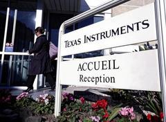 Texas Instruments' revenue growth slowdown rattles investors