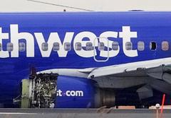 Southwest cancels more U.S. flights as it inspects engines