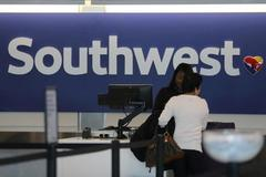 Southwest Airlines expects bookings to drop after deadly explosion