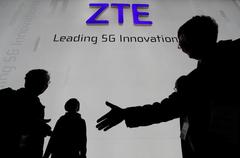 Trump floats management changes instead of sanctions for China's ZTE